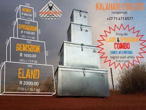 Alexanderbay Businesses | Kalahari Cooler
